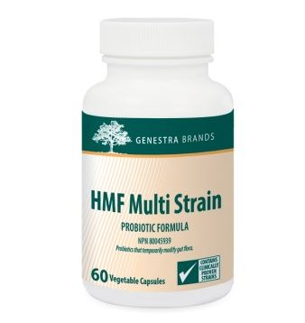 HMF Multi Strain, Genestra, supplement, probiotic, gut health, gastrointestinal health, gastrointestinal problems
