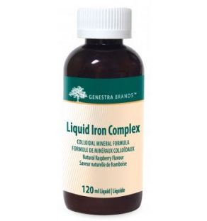 genestra, Liquid Iron, supplement, liquid iron complex, energy, stress, low energy, flavored liquid iron