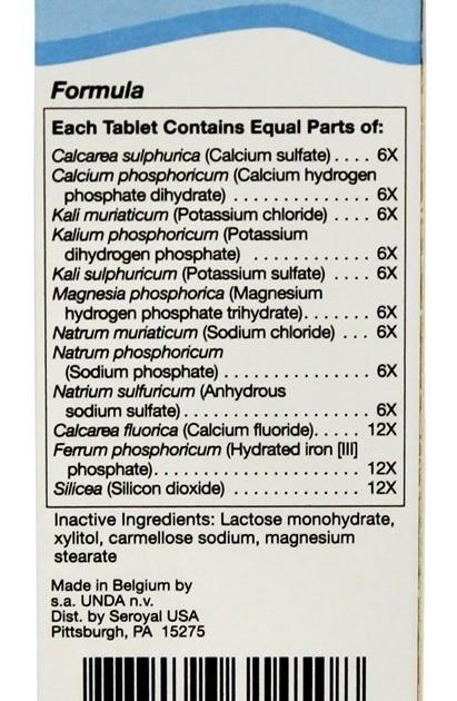 Melange Combination Formula