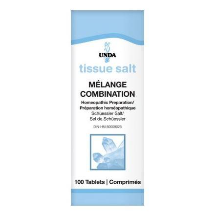 Melange Combination, minerals, tissue salt, seroyal, supplement, homeopathic remedy
