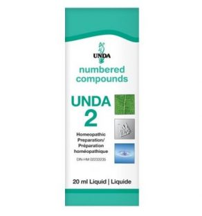 Unda #2, homeopathic, supplement, homeopathic remedy, drainage, sweeling, inflammation, kidney function, kidney health, kidney support
