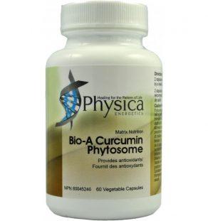 Bio A Curcumin, physica