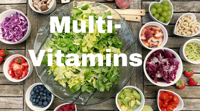July Promotions: Multi-Vitamins
