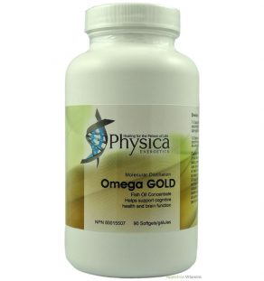 omega gold, physica, fish oil