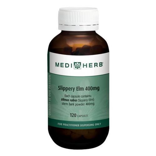 Slippery Elm, supplement, heartburn, digestive health, gastrointestinal health, GI health, gastritis, gut health,