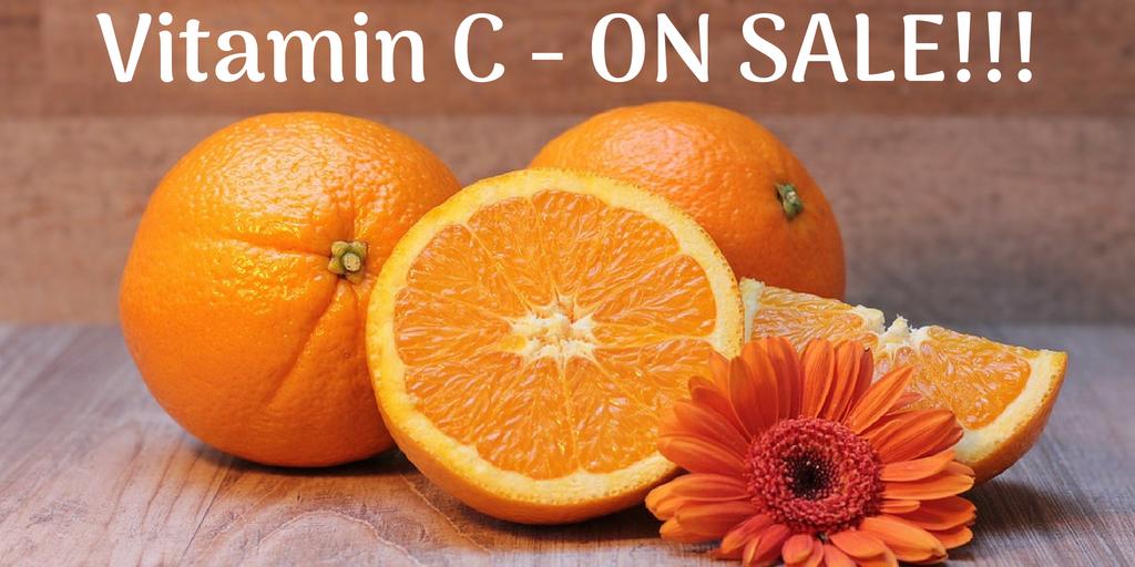 April Promotions, Vitamin C