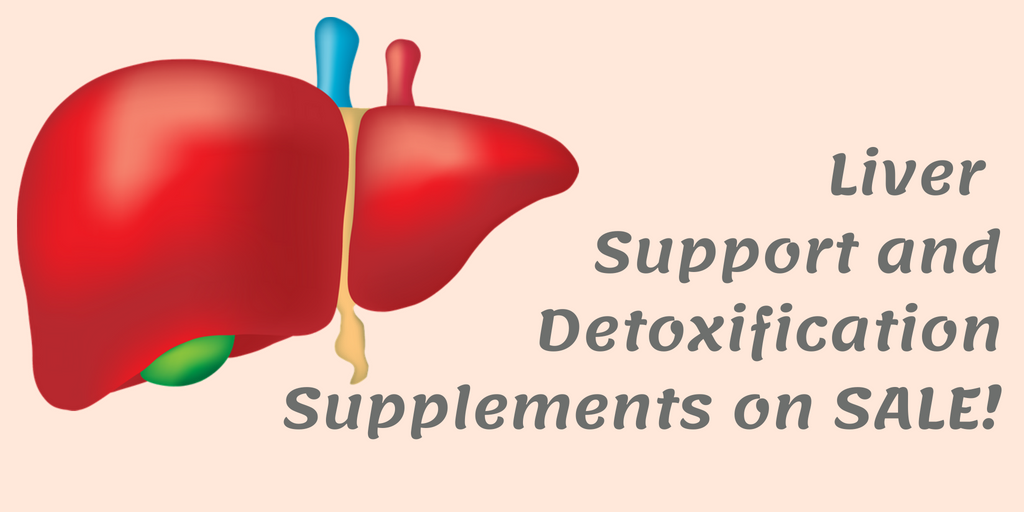 January Promotions. Liver support, liver detox