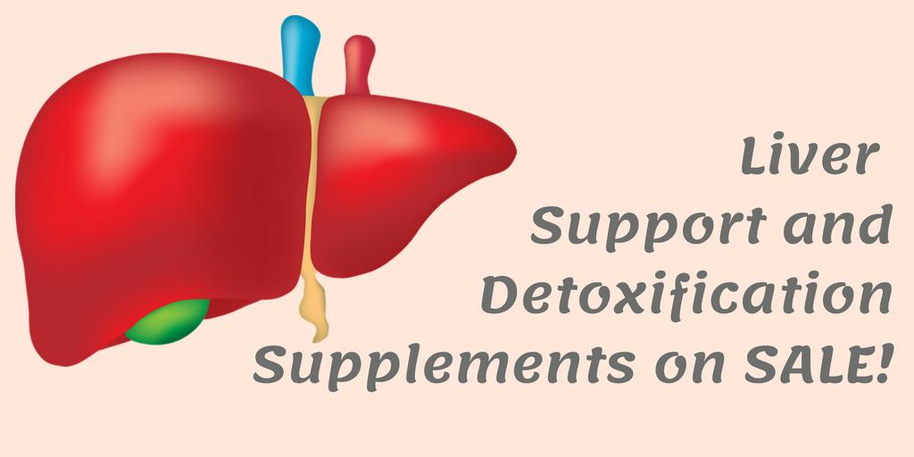 January Promotions. Liver support, liver detox