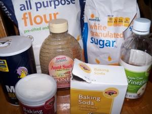 baking checklist, baking, ergonomics in the kitchen, holidays