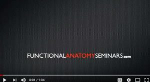 FAP, functional anatomic palpation, Andrew Bouchier
