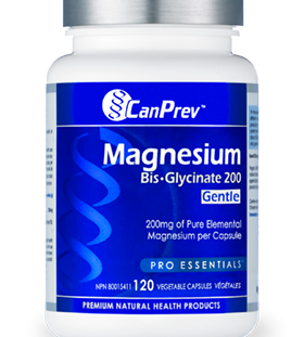 Magnesium Glycinate, magnesium, supplement, CanPrev, magnesium supplement, mineral supplement